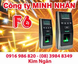 Máy chấm công RJ F6 giá tốt+lắp đặt tại Đồng Tháp-Long An. Lh:0916986820 Ngân