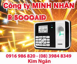 Máy chấm công RJ 5000AID giá rẻ+lắp đặt tại Kiên Giang. Lh:0916986820 Ms. Ngân