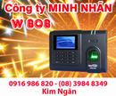 Bình Thuận: Máy chấm công WSE 808 giá rẻ+lắp đặt tại Bình Thuận-Ninh Thuận. Lh:0916986820 CL1218803