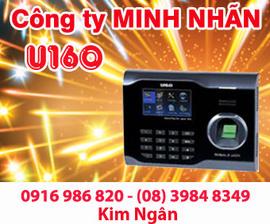 Máy chấm công RJ U160 giá rẻ+lắp đặt tại Quảng Ngãi. Lh:0916986820 Ms. Ngân