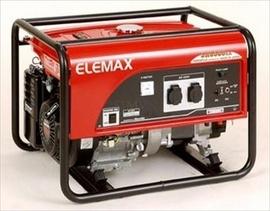 Bán máy phát điện Elemax công suất nhỏ phù hợp với gia đình giá rẻ nhất Hà Nội
