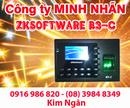 Ninh Thuận: Máy chấm công ZK B3 giá rẻ+khuyến mãi đặc biệt tại Ninh Thuận. Lh:0916986820 Ngân CL1218814