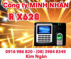 Máy chấm công RJ X628 giá tốt+lắp đặt tại Bình Dương. Lh:0916986820 Ms. Ngân