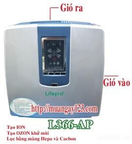 Máy lọc không khí cao cấp LifePro L366 AP giảm giá HOT đây!!!