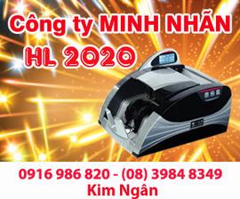 Máy đếm tiền HENRY HL-2020 giá rẻ+phân phối tại Cà Mau. Lh:0916986820 Ms. Ngân