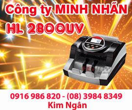 Máy đếm tiền HENRY HL-2800 giá rẻ+phân phối tại Sóc Trăng. Lh:0916986820 Ms. Ngân