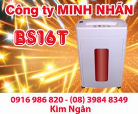 Máy hủy giấy TIMMY B-S16T giá rẻ+giao hàng tại Khánh Hòa. Lh:0916986820 Ms. Ngân