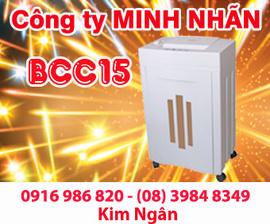 Máy hủy giấy TIMMY B-CC15 giá rẻ+giao hàng tại Tiền Giang-An Giang. Lh:0916986820