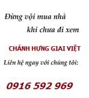 Tp. Hồ Chí Minh: Căn hộ Giai Việt Gia lai, đầy đủ tiện ích, 3 mặt tiền đường chỉ 15tr/ m2 CUS22191