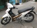 Tp. Hồ Chí Minh: Xe Honda Wave S 2013, màu trắng đen ,bstp, ngay chủ CL1196175