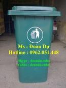 Tp. Hà Nội: Thùng rác 120L, 240L, xe gom đẩy rác giá siêu rẻ, hàng uy tín đảm bảo chất lượng RSCL1647290