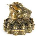 Tp. Hà Nội: Thiềm thừ cóc phong thủy bằng đồng Thiềm Thừ, Cóc Thiền Thừ, Cóc Ba Chân, Cóc T CL1217728