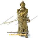 Tp. Hà Nội: quan công đứng cầm đao bằng đồng giả cổ Chúng tôi đang bán các loại tượng: Tượn CL1217728