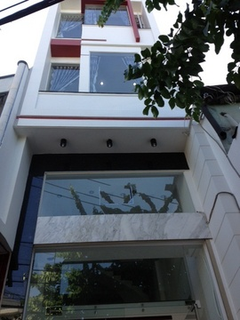 Nhà mới xây tuyệt đẹp, vị trí đẹp, khu sầm uất mặt tiền Minh Phụng, Q. 11