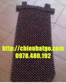Tp. Hà Nội: Chiếu gỗ trắc, đệm ghế ô tô, gối cao cấp gỗ trắc giá hợp lý CL1702065