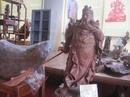 Tp. Hà Nội: Tượng quan công gỗ hương CL1218672