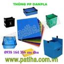 Tiền Giang: nhựa pp danpla , nhựa pp , thùng nhựa carton, thùng nhựa pp 0938 164 386 ms thu CL1224308