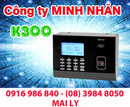 Tp. Cần Thơ: máy chấm công thẻ cảm ứng RONALD JACK K300 giá rẻ tại cần Thơ lh: 0916986840 ly RSCL1690135