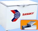Tp. Hồ Chí Minh: Tủ đông 1 đông/ 2 ngăn đông mát Sanaky VH230A, VH230W, VH256W, nắp cánh bướm CL1218292