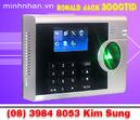 Tp. Hà Nội: Máy chấm công ronald jack 3000tid-c, màn hình màu, giá re nhất, lh 0916 986 800 CL1225105