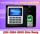 Tp. Hồ Chí Minh: Máy chấm công hitech x628-c, dùng vân tay giá rẻ, lh kim sung: 0916 986 800 CL1225105