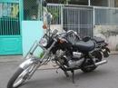 Tp. Hồ Chí Minh: Moto Rebel con 50cc chính hãng honda ,bstp ,màu đen ,xe đẹp zin CL1198444P6