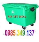 Tp. Hồ Chí Minh: Siêu Thùng rác công cộng, thùng rác 240 lít, xe đây rác 660 lít (0985349137) CUS23218P4