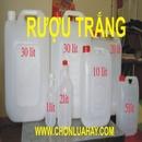 Tp. Hà Nội: Rượu trắng được trưng cất từ Gạo nếp và Men bắc gia truyền CL1217810