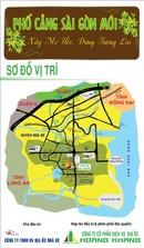 Tp. Hồ Chí Minh: 1 tuần cơ hội 237TR sở hữu nền đẹp tại Phố cảng Sài Gòn Mới CL1234576P8