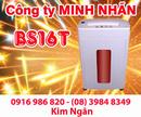 Long An: Máy hủy giấy B-S16T giao hàng và bảo hành tại Long An. Lh:0916986820 Ms. Ngân RSCL1209333