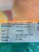 Tp. Hà Nội: máy in ngày tháng trên chai lọ, máy in hạn sử dụng, máy in date bao bì CL1217862