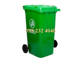 Thùng rác 120 lít: 500 k