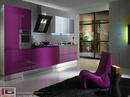 Tp. Hồ Chí Minh: Thiết kế tủ bếp tông màu tím đầy lãng mạn cho không gian bếp nhà bạn CL1238525