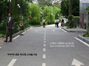 Tp. Hà Nội: Cung cấp và thi công gờ giảm tốc, bãi đỗ xe, thanh ốp cột, chặn lùi xe, biển báo CL1197361