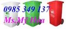 Tp. Hồ Chí Minh: CC giá sỉ Thùng rác 120 lít, 240 lít, xe đẩy rác 660 lít, 1100 lít, LH:0985349137 CUS23218P4