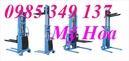 Tp. Hồ Chí Minh: Hàng về Xe nâng tay cao 1,5 tấn, xe nâng bán tự động 1,5 tấn (0985349137) CUS23218P4