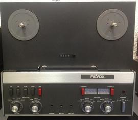 Bán lô hàng Audio Revox Studer cũ