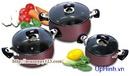 Tp. Hà Nội: Bộ nồi nhôm 3 chiếc Sunhouse cho bếp từ RSCL1399250