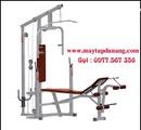 Tp. Hà Nội: tăng cường độ tập luyện để phát triển cơ bắp với bàn, giàn tạ đa Năng Ben 502 CL1233723