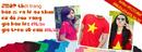 Tp. Hồ Chí Minh: Áo Thun Cờ Đỏ Sao Vàng áo cặp, áo đội CL1248037