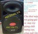 Tp. Hồ Chí Minh: Cho thuê máy trợ giảng giá rẻ, máy trợ giảng chất lượng cao, công suất lớn CL1249466