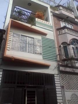 Cần Bán nhà đẹp vào ở ngay HXH Huỳnh Văn Bánh Giá 3,8 tỷ