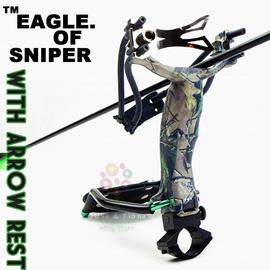 Nỏ bắn Eagle of Sniper Slingshot Hunter Catapult Hàng nhập khẩu từ Mỹ
