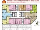 Hà Tây: Mở bán chung cư CT12 Văn Phú + Hỗ trợ mọi thông tin thủ tục pháp lý CL1218405
