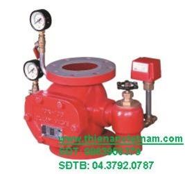 van báo động alarm valve