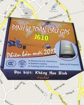 Khóa Chống Trộm Và Định Vị GPS Xe Máy - Cty Đức Tiến