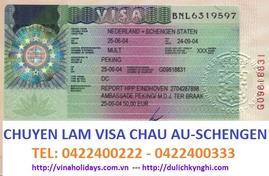 Thủ Tục visa Ukraina