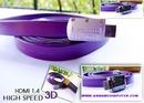 Tp. Hà Nội: Chuyên cáp HDMI JASUN Ver 1. 4 Full HD for máy chiếu, tivi-đường chuyền sắc nét RSCL1651681