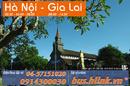 Tp. Hà Nội: Bán vé xe khách giường nằm chất lượng cao chuyên tuyến Hà Nội - Gia Lai CL1132768