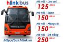 Tp. Hà Nội: [HLINK - BUS] triển khai chương trình khuyến mại giảm giá vé cực rẻ. CL1178548P3